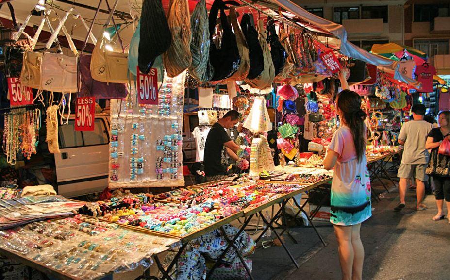 Pasar Malam-night market kuala lumpur
