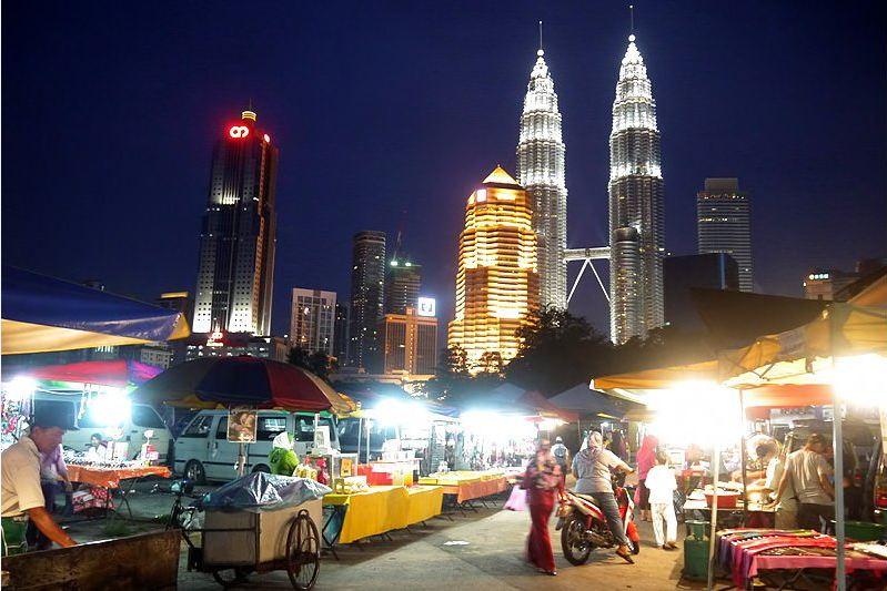 Pasar Malam-night market kuala lumpur1