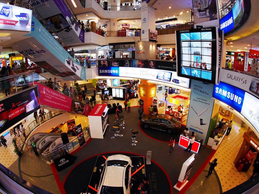 Shopping in Kuala Lumpur3