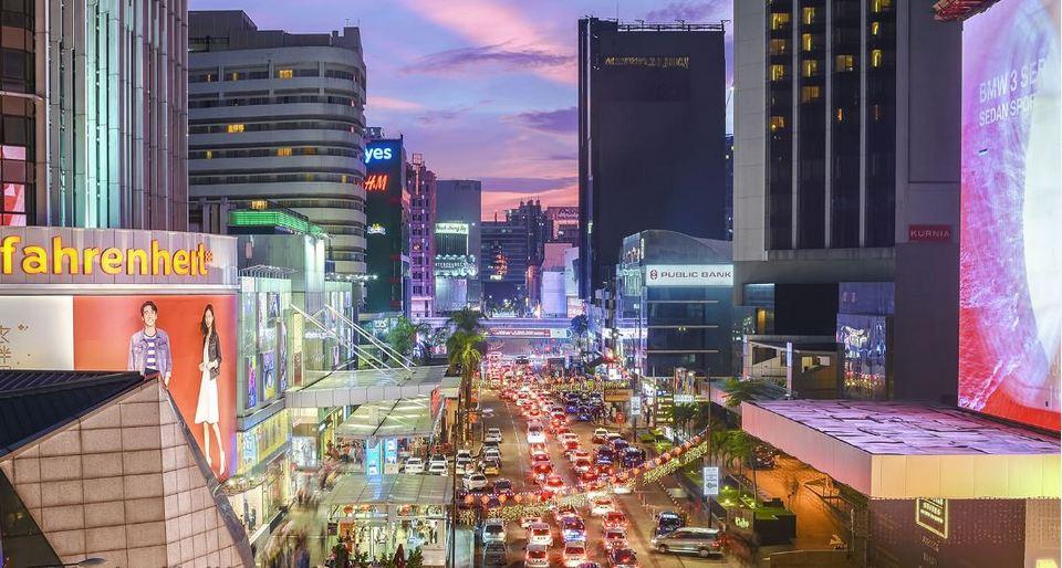 Best Cheap Hotel In Bukit Bintang