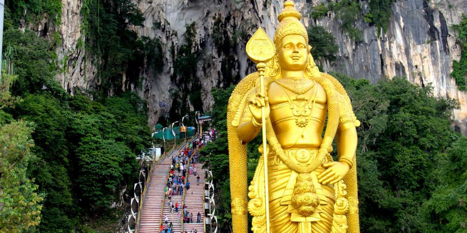 Batu Caves, Kuala Lumpur kuala lumpur blog kuala lumpur travel blog kl blog