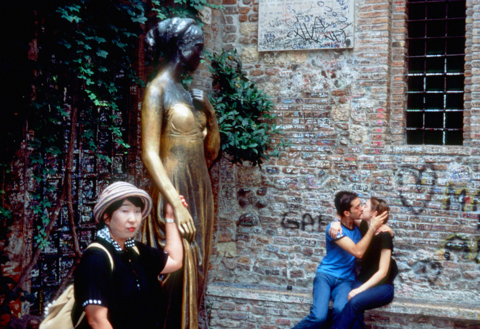 Visit Giulietta's home - Romeo's lover verona blog verona travel blog one day in verona verona in a day