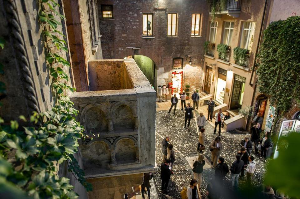 Visit Giulietta's home - Romeo's lover77