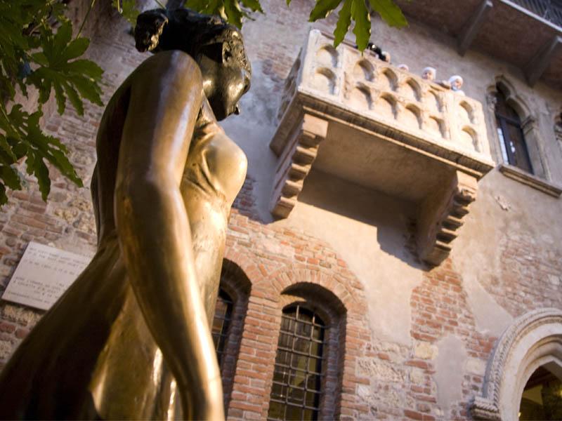 Visit Giulietta's home