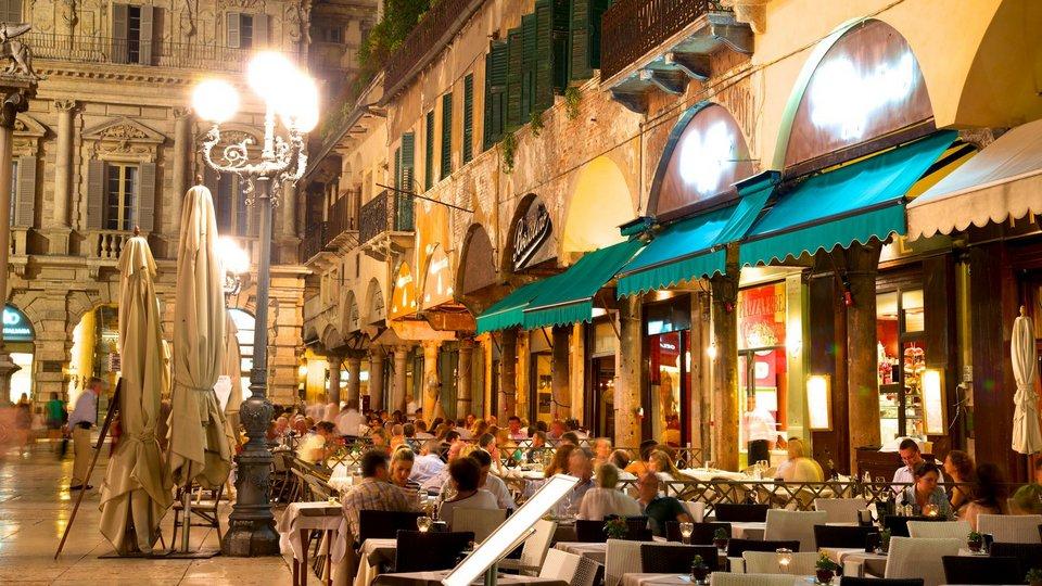 Piazza delle Erbe 3 Credit image: verona blog.