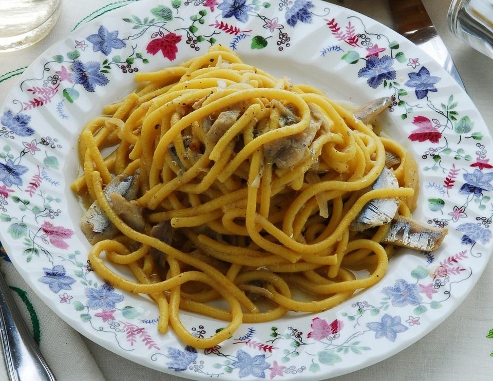 Pasta Bigoli
