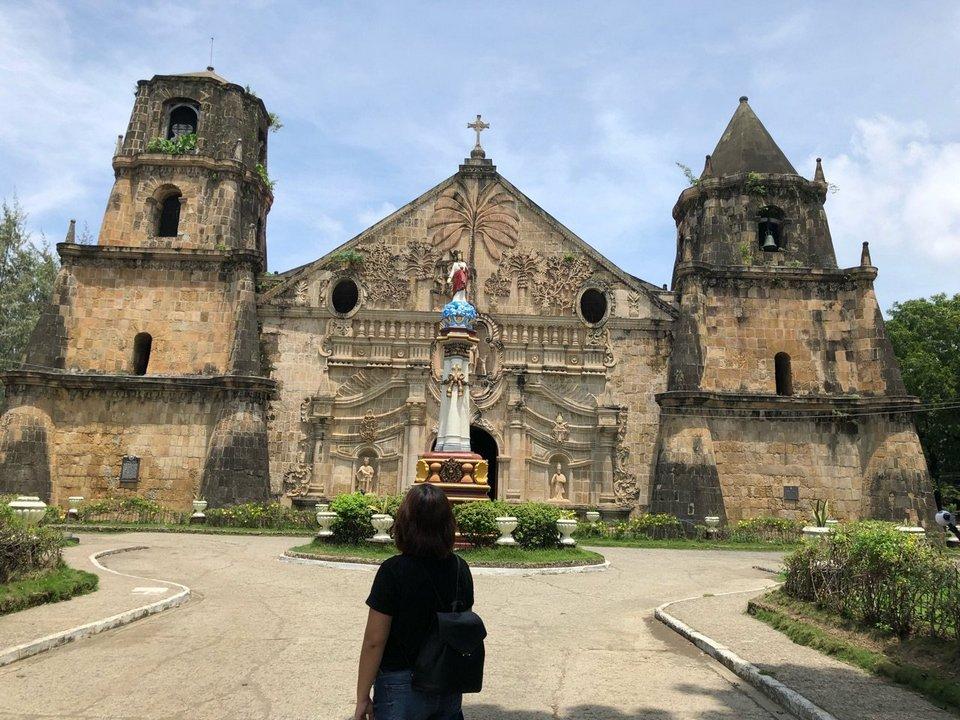 Bariaque Miagao Church-iloilo-philipine
