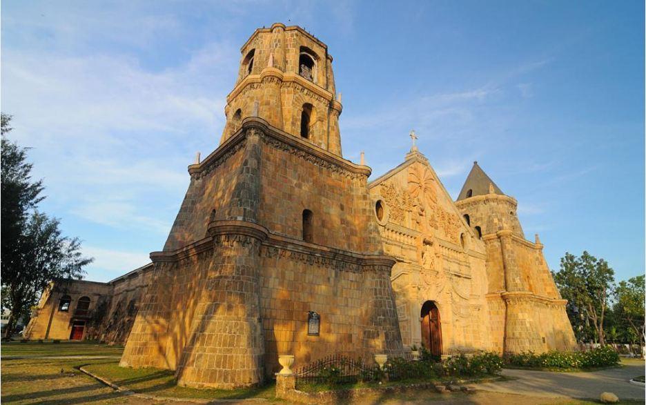Bariaque Miagao Church-iloilo-philipine1
