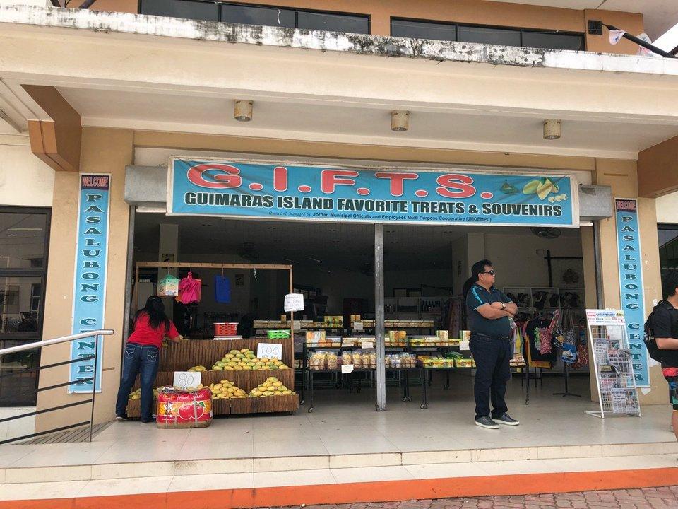 Mango and products of mango-iloili-philipine1