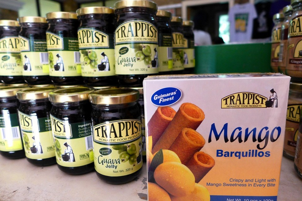 Mango and products of mango-iloili-philipine4