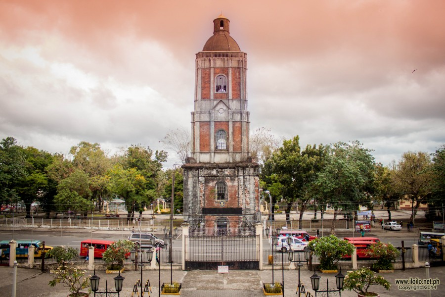 The Jaro Belfry — an Iloilo landmark