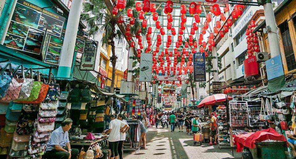 Chinatown KL-kuala lumpur1