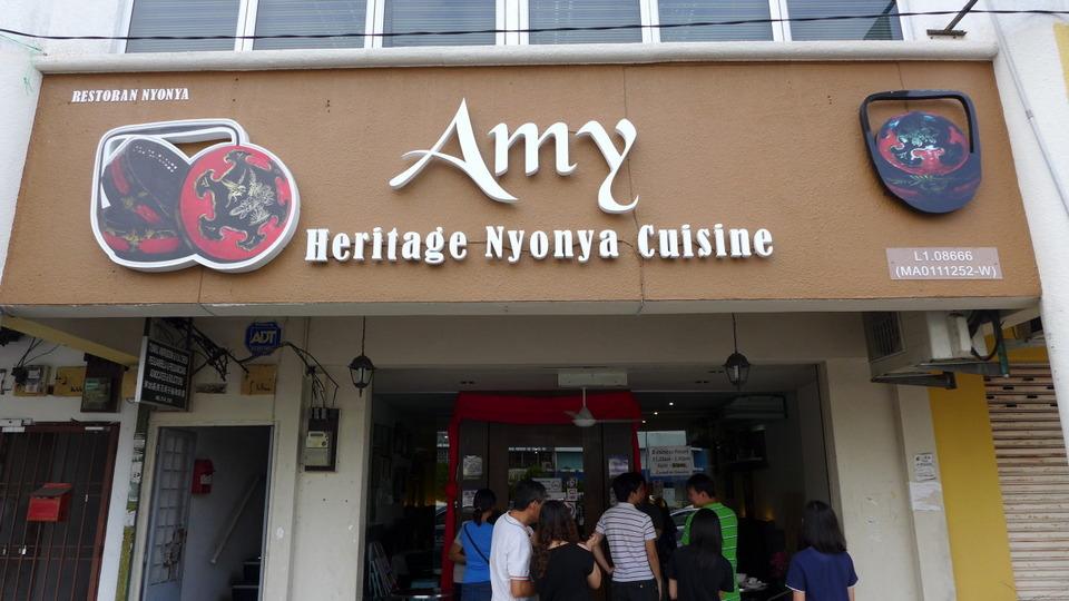 Amy Heritage Nyonya Cuisine-peranakan-malaysia