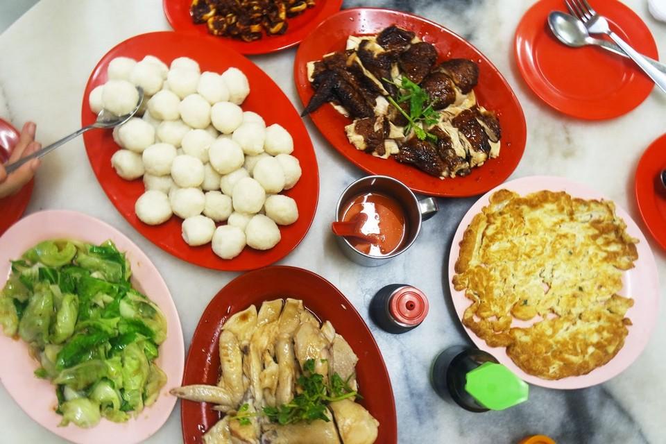 Ee Ji Ban Chicken Rice Ball-melaka-malaysia2