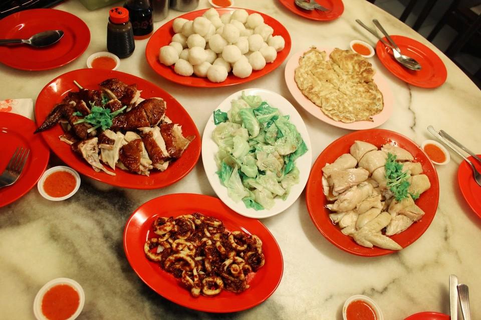 Ee Ji Ban Chicken Rice Ball-melaka-malaysia6