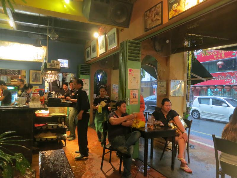 Geographer Café-melaka-malaysia