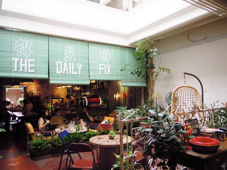 The Daily Fix-melaka-malaysia