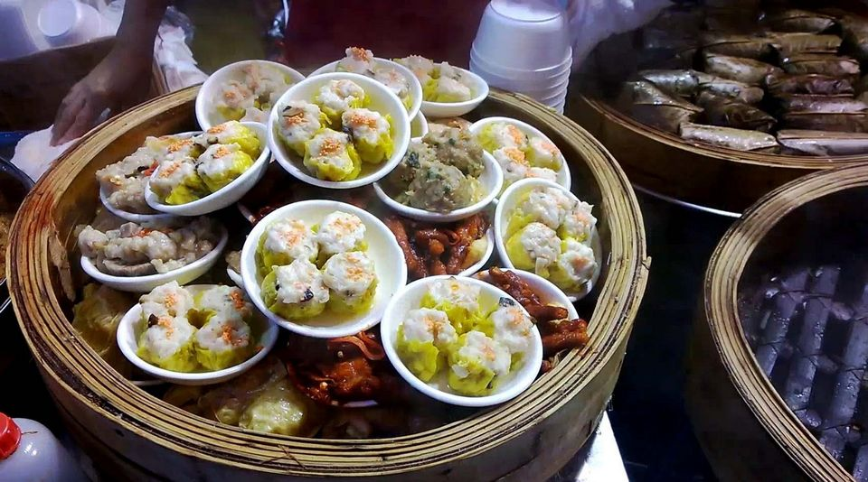 Dim sum - hong kong- street food