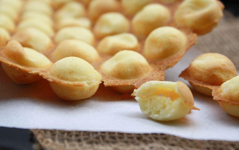 Eggs Waffle- hong kong