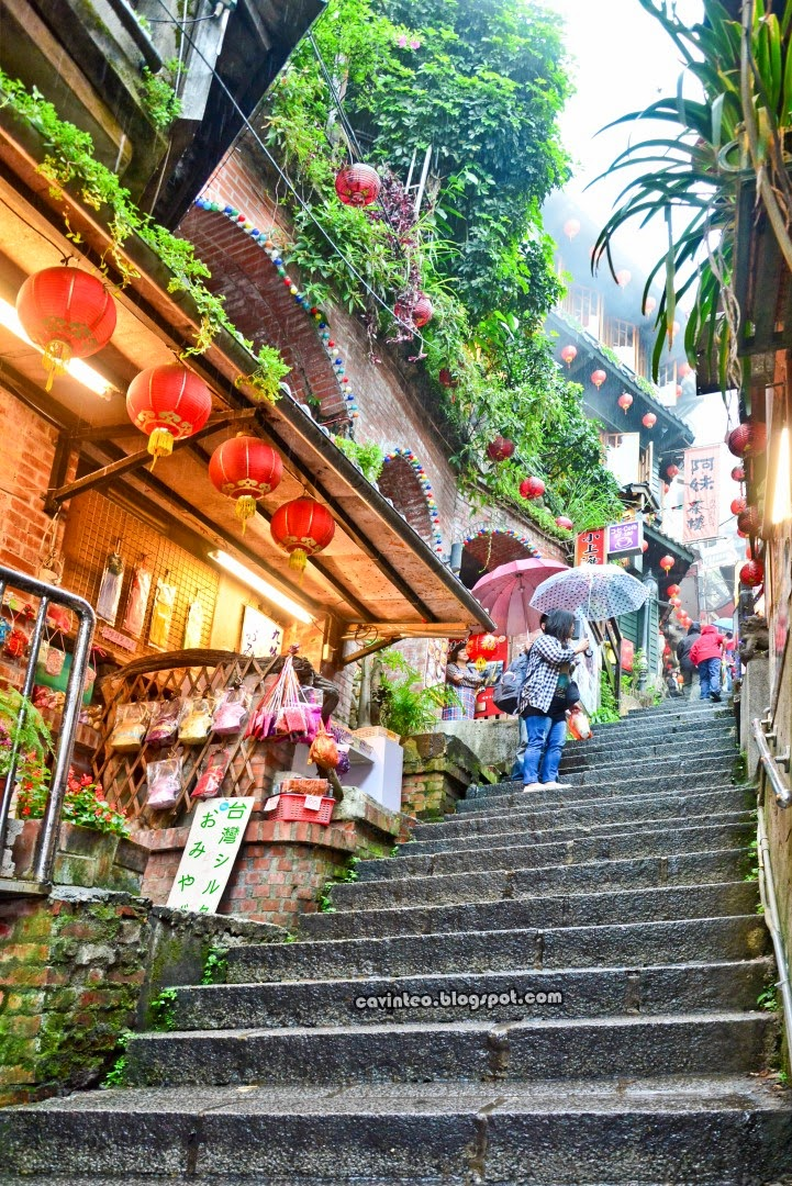 32 Jiufen Old Street (九份老街) @ New Taipei [Taiwan] (Large)