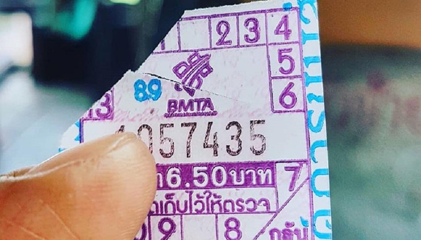 Bus A1-don muand airport to bangkok-thailand1