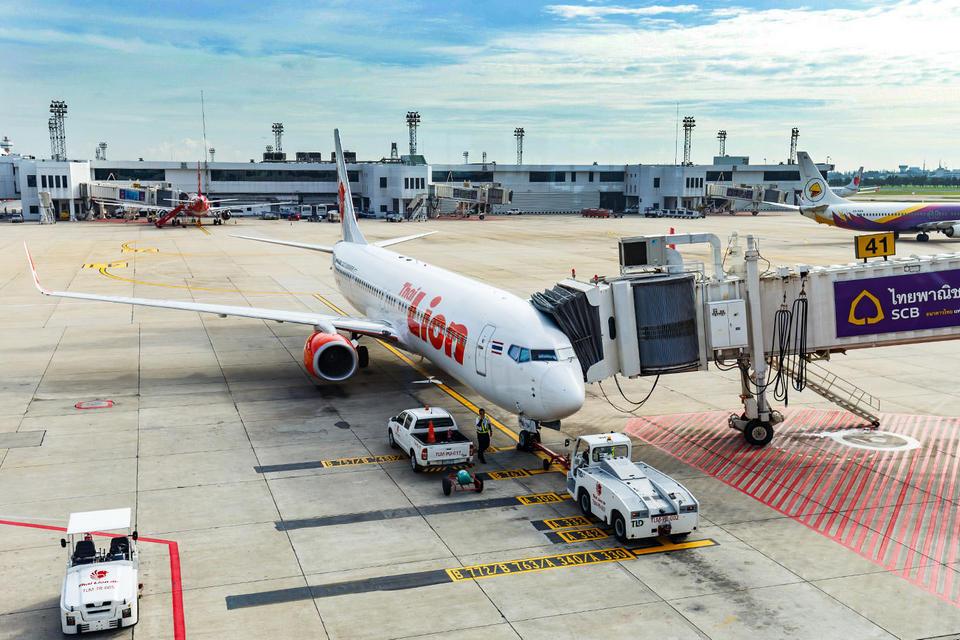 Don Muang airport-bangkok-thailand1 Foto by: Bangkok city guide blog.