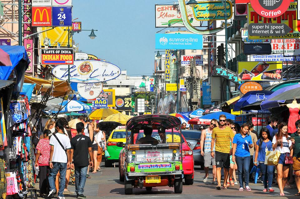 Khao San Road-bangkok-thailand Bangkok travel blog bangkok blog