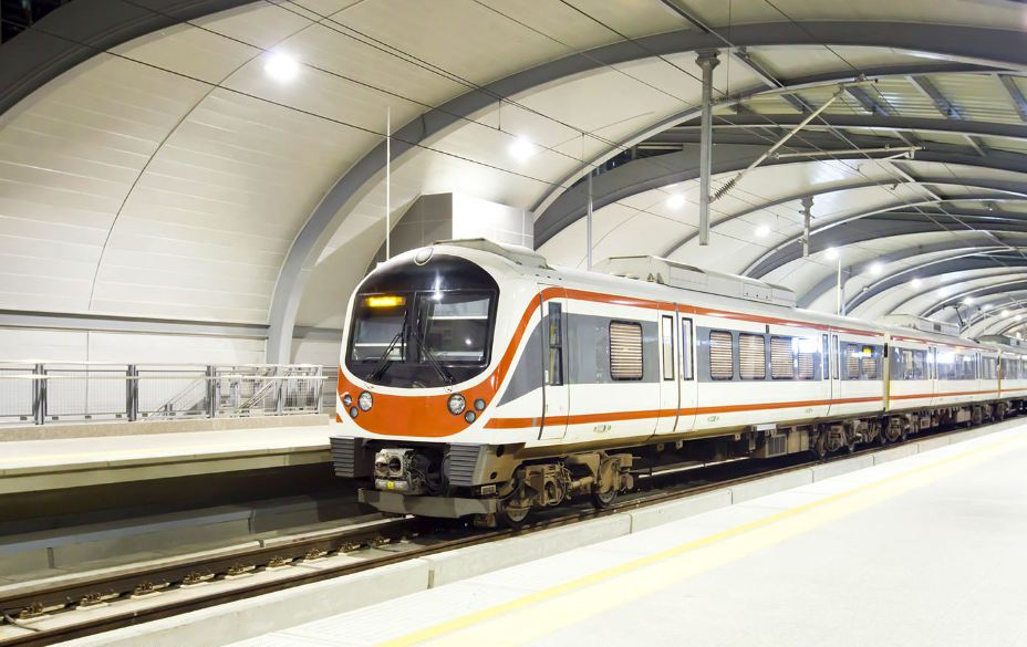 The Airport Rail Link takes you directly to central Bangkok1