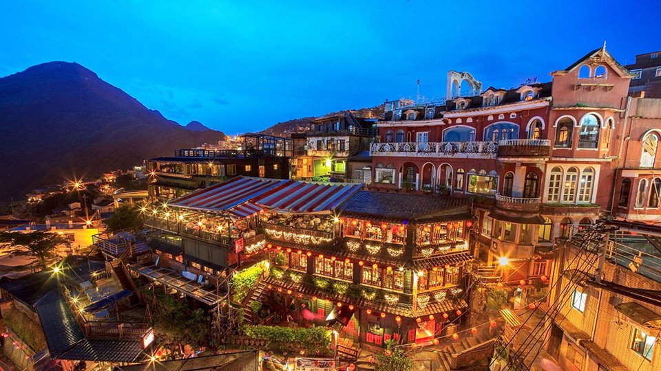 Photo: jiufen village blog.
