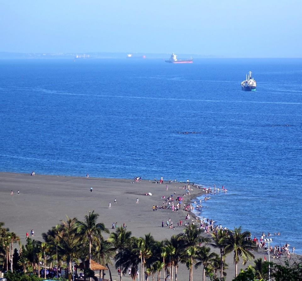 Cijin Beach Kaohsiung