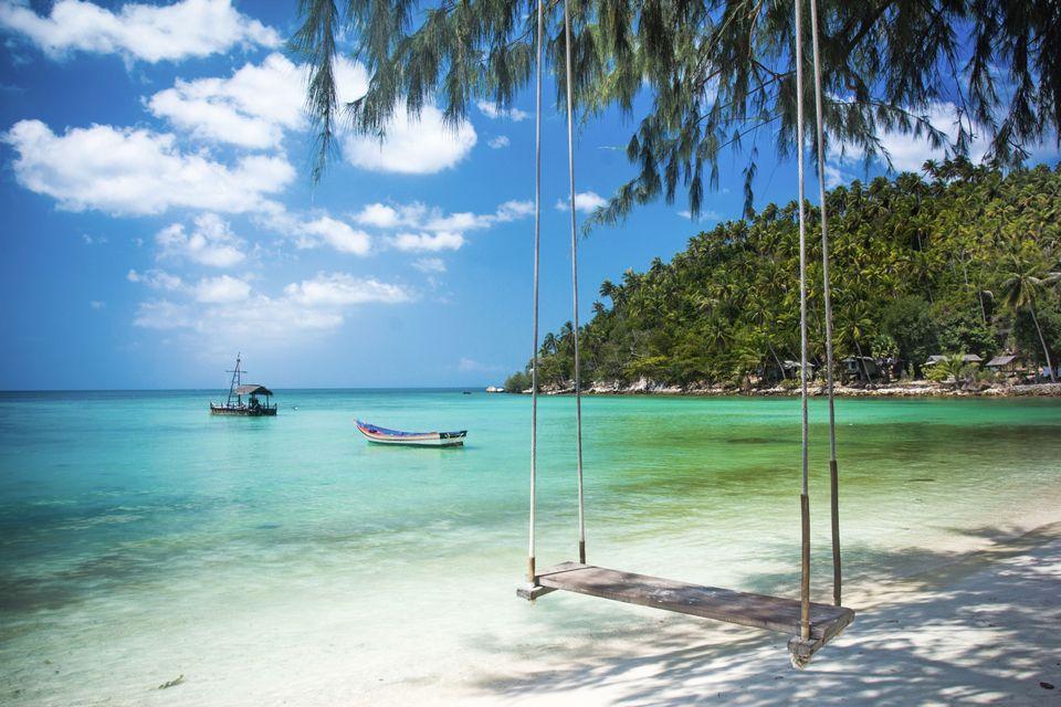 Nikki Beach Resort Koh Samui—Lipa Noi, Thailand