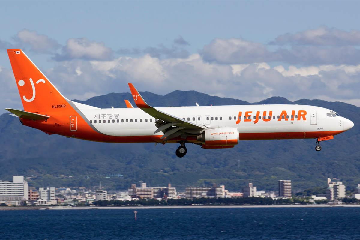 Jeju Air - Boeing 737-82R(WL)
