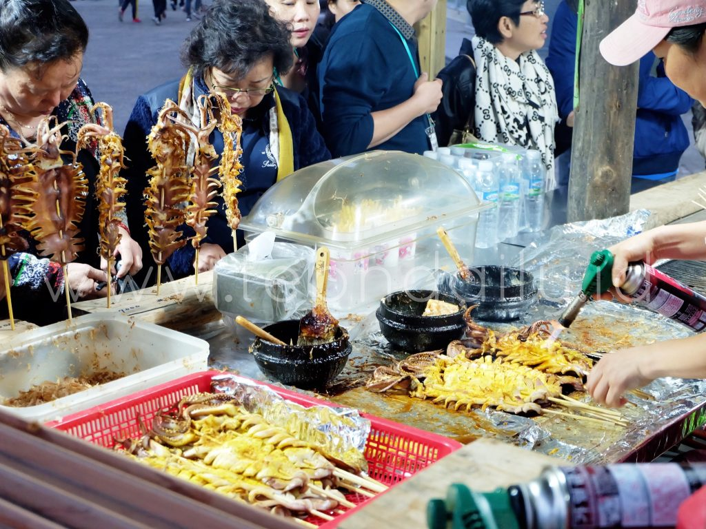 jeju street food