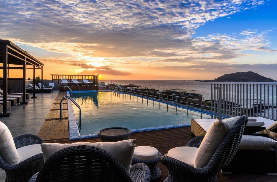 Aguila Hotel Jeju Oceano Suite, Jeju City