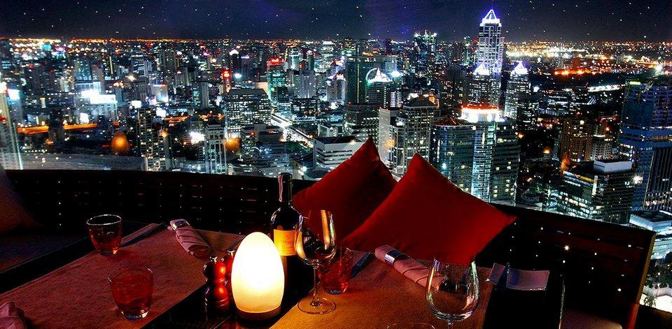 Baiyoke-Sky-Hotel Picture: bangkok blog.