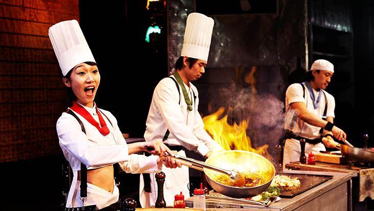 Cookin Nanta Show-bangkok-thailand
