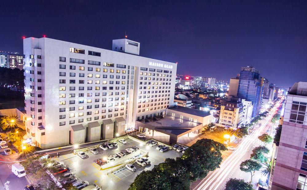 Maison Glad Hotel in Jeju Island