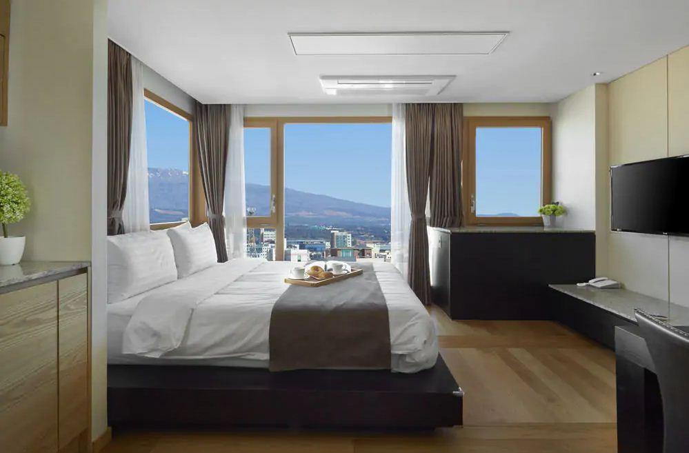 Ocean Palace Hotel jeju