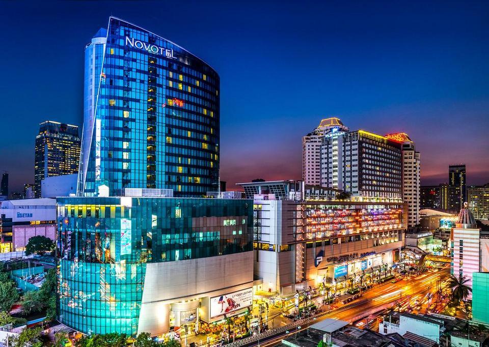 Pratunam area-hotel-bangkok-thailand