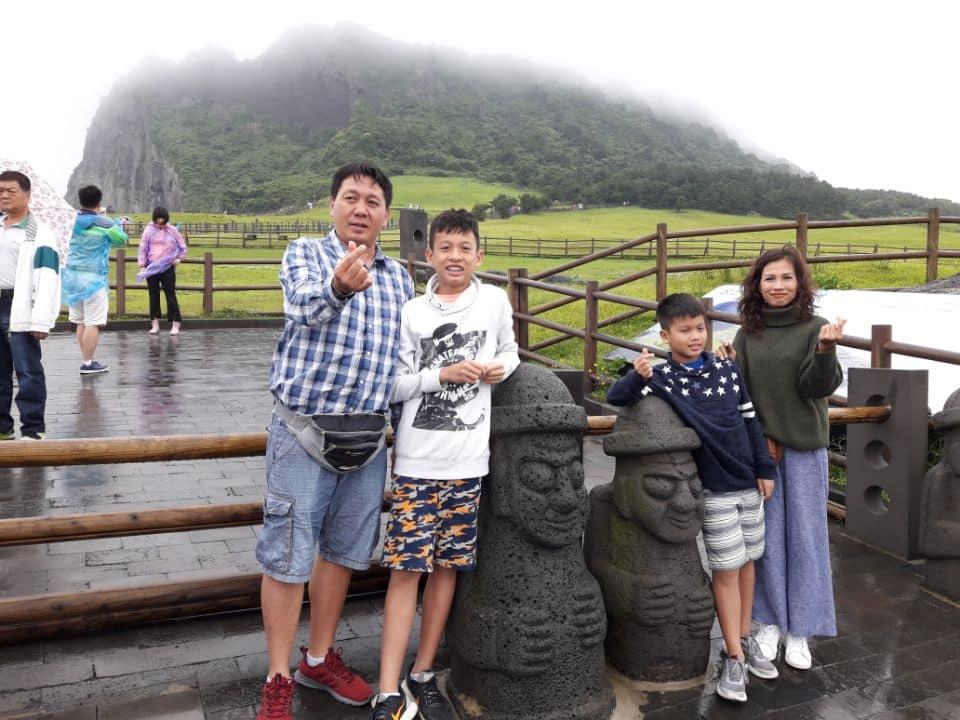 customer of kt taxi Jeju travel blog Jeju blog