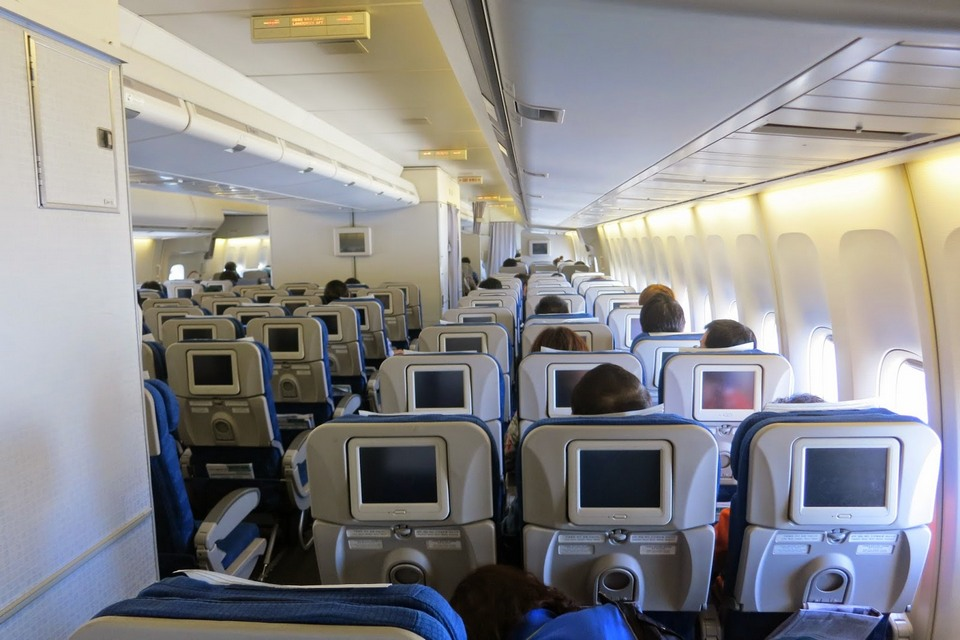 Eastar Jet Cabin
