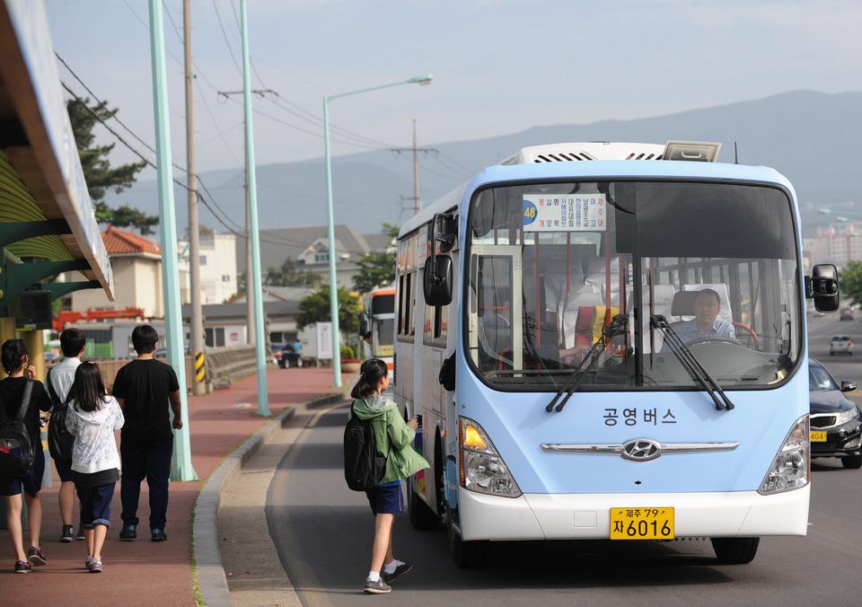 jeju bus Jeju travel blog Jeju blog
