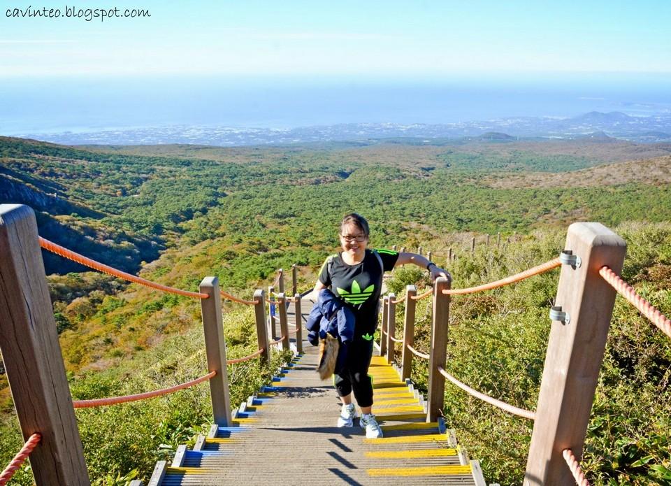 Yeongsil Trail Up Mount Halla (Hallsan) Part 1 @ Jeju Island [Korea] (Large)