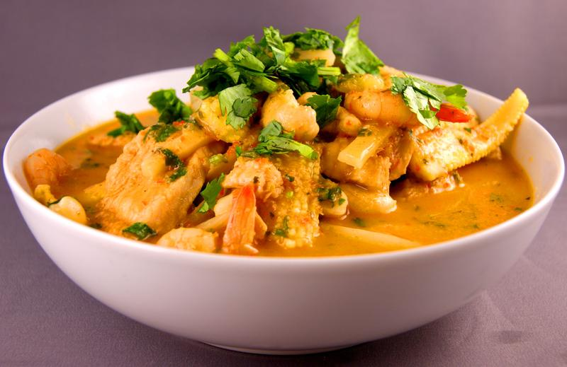 Gaeng Daeng and Gaeng Keow -thai curry-bangkok-thailand
