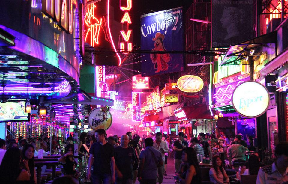 Pat Pong-bangkok-thailand