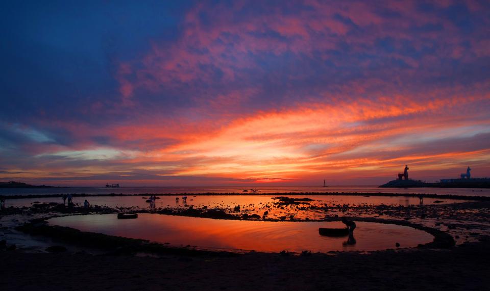Songaksan mount sunset55 Picture: Jeju blog.