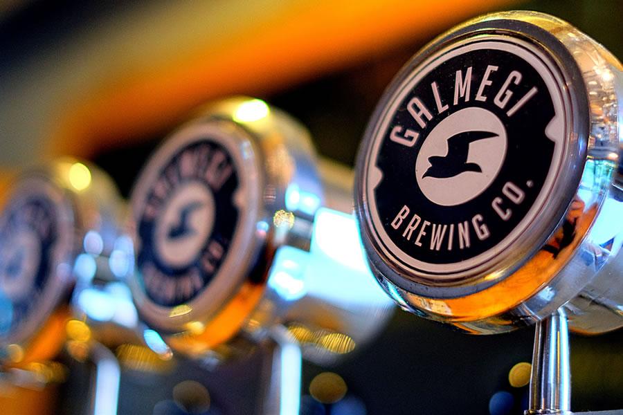 Galmaegi draught beer