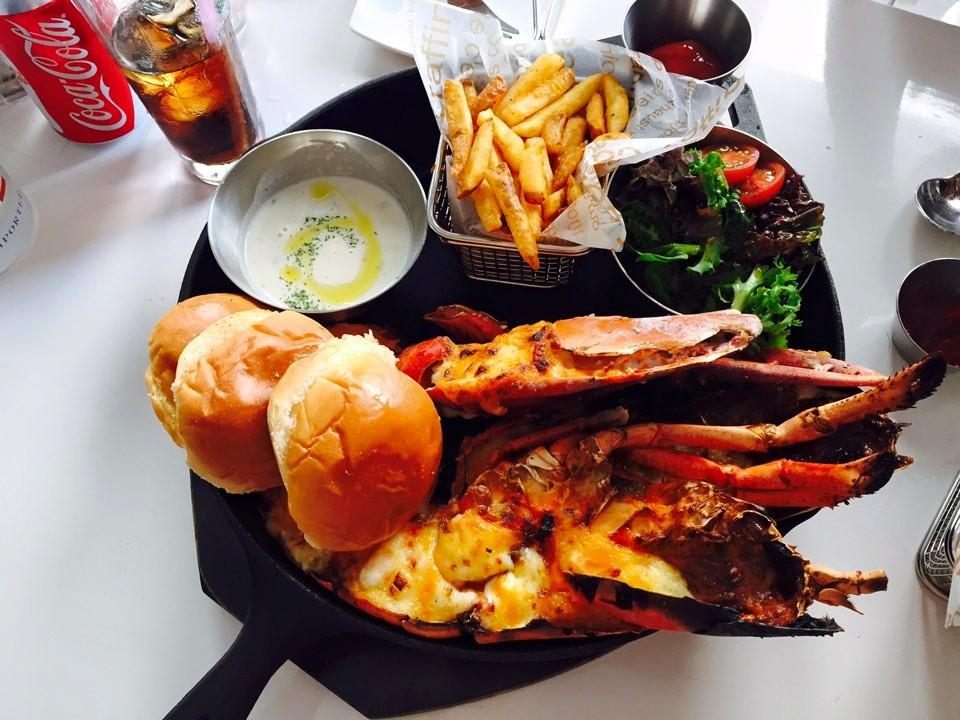 Haeundae food 2