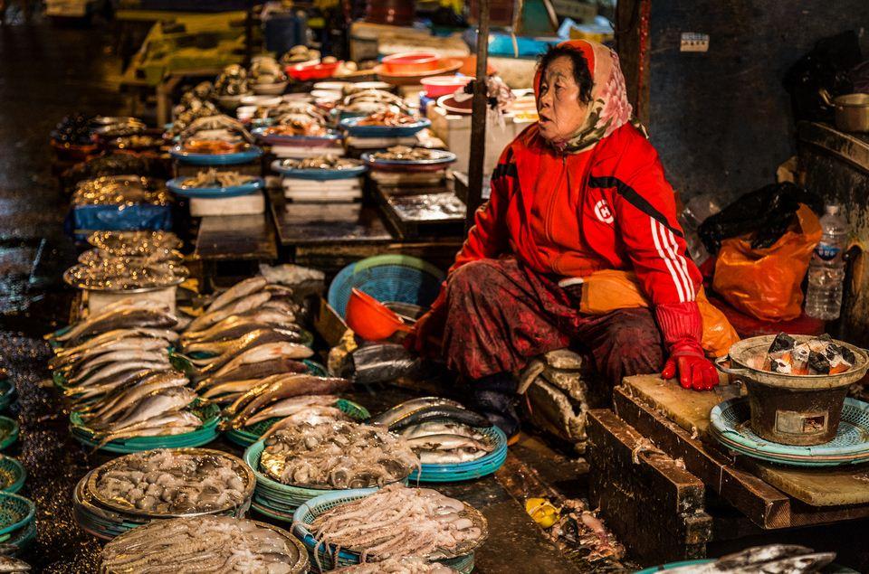 Jagalchi market