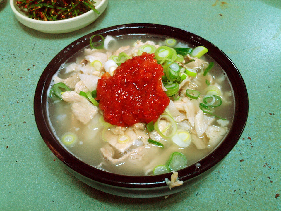 Dwaeji Gukbap Credit image: Busan food blog.